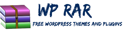 Free wordpress themes and plugins Logo