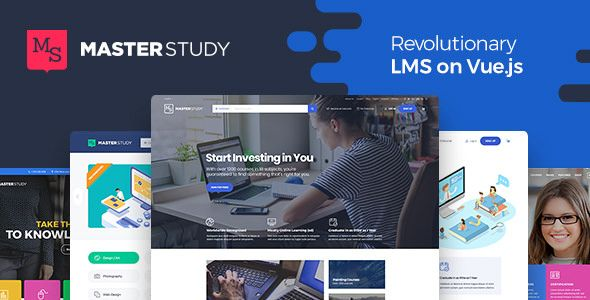 Masterstudy Wordpress Theme