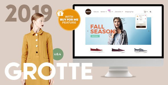 Grotte Wordpress Theme