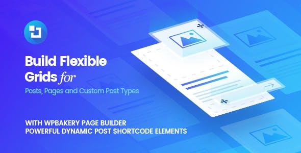 Smart Grid Builder WordPress Plugin