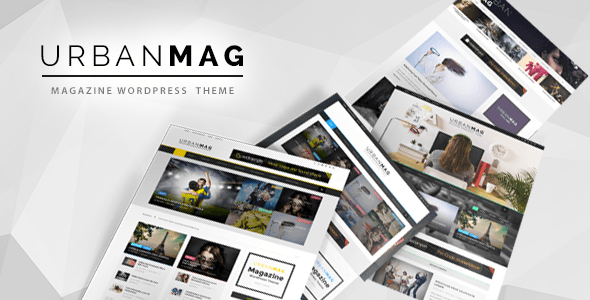 Urban Mag WordPress Theme