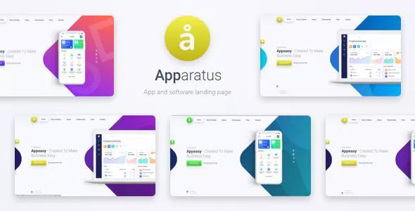 Apparatus Wordpress Theme
