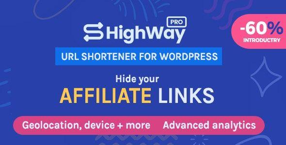 HighWayPro URL Shortener