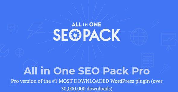 All in One SEO Pack Pro Plugin