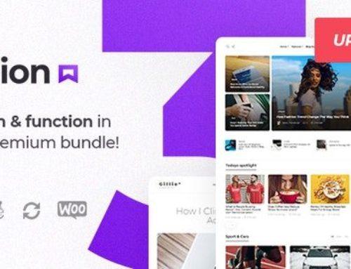 Gillion WordPress Theme | Multi-Concept Blog/Magazine & Shop Theme v3.4.4