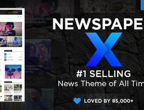 Newspaper Theme – WordPress News Theme v10.2