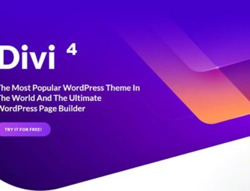 Divi Theme – Elegantthemes Premium WordPress Theme v4.0.8